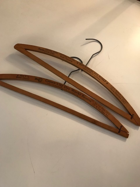 画像1: Vintage Hanger (1)