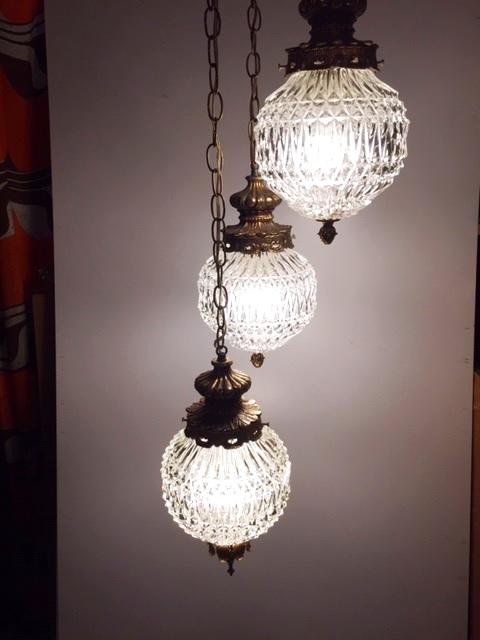 画像1: Spanish 3連 Pendant Light (1)