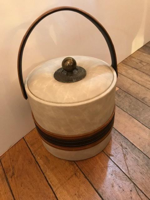 画像1: 60's Vintage Ice Bucket (1)