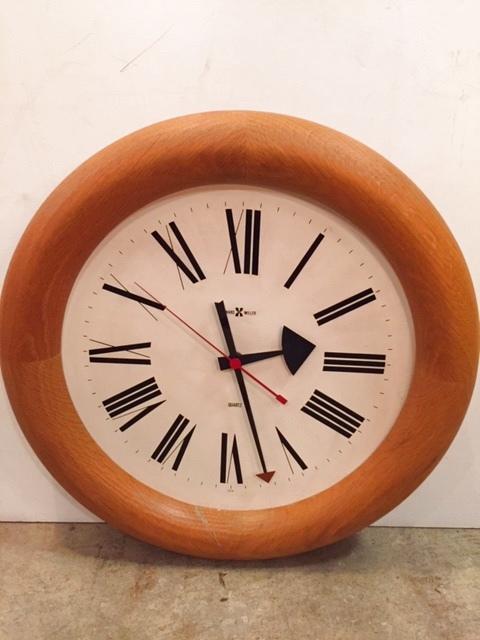 """画像1:  """"HOWARD MILLER"""" Wall Clock (1)"""