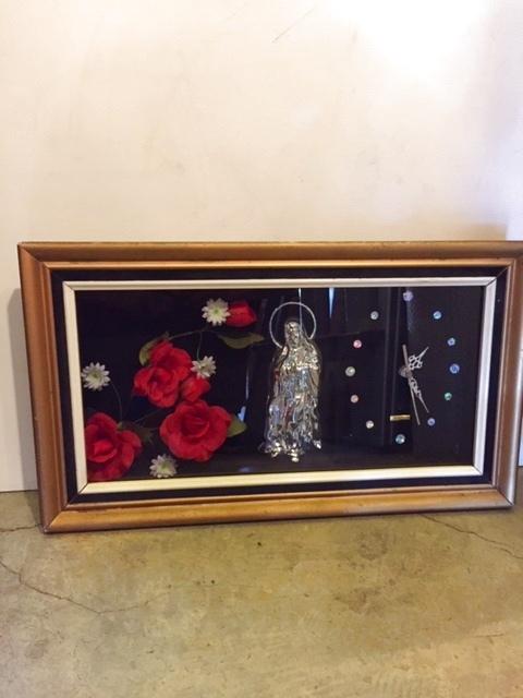 """画像1:  """"Maria"""" Wall Clock (1)"""