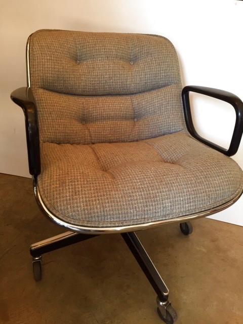 """画像1: """"Knoll"""" Pollock Chair (1)"""