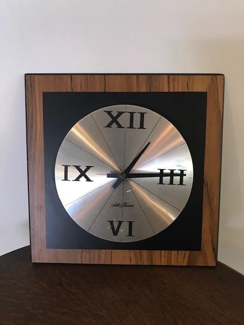 """画像1: """"Seth Thomas""""Wall Clock (1)"""