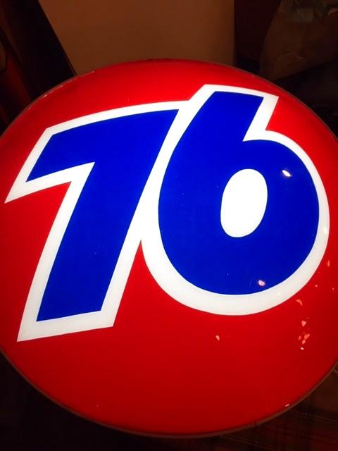 """画像1: """"76"""" Light Up Sign (1)"""