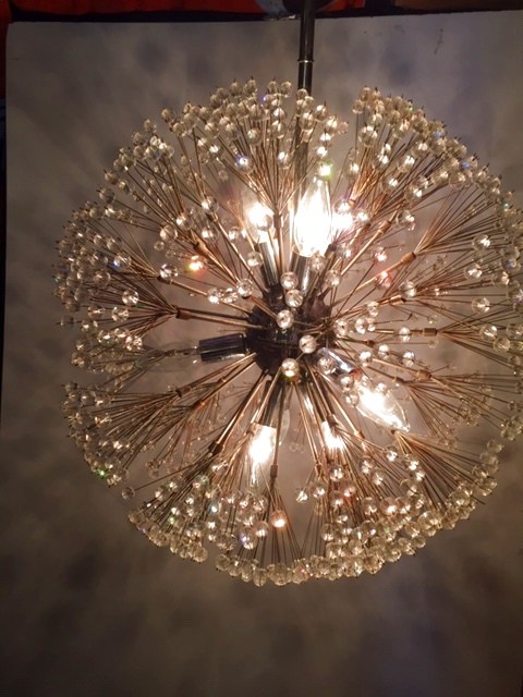 "画像1:  ""Star Burst Sputonik"" Pendant Light (1)"
