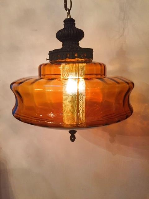 画像1: Spanish  Pendant Light (1)