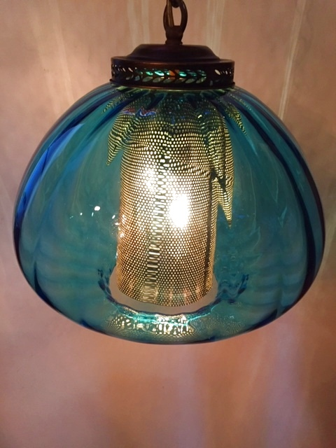画像1: Spanish  Pendant Light (1)