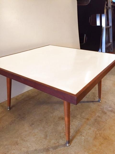 画像1: Square Coffe Table  (1)