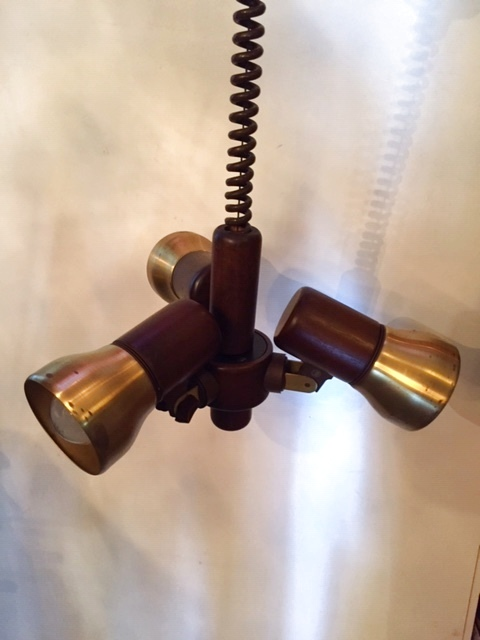 "画像1: ""3way""Army Pendant Light (1)"