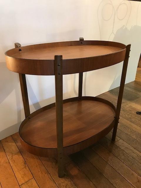 画像1: Plywood Wagon Table  (1)