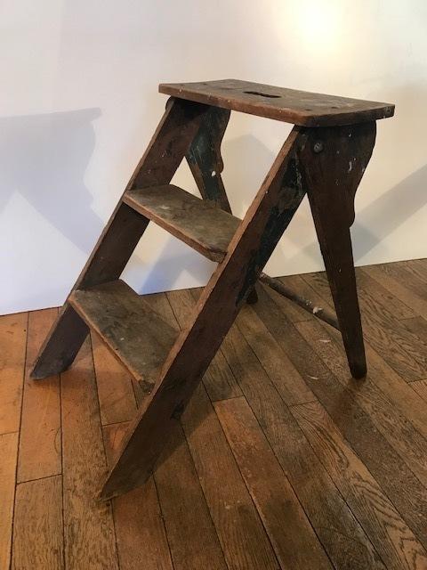 画像1: Vintage Ladder (1)