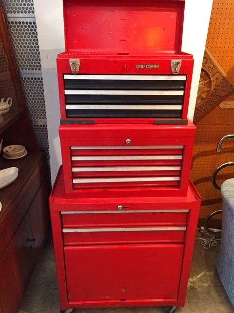 """画像1: """"CRAFSMAN"""" Tool Cabinet (1)"""