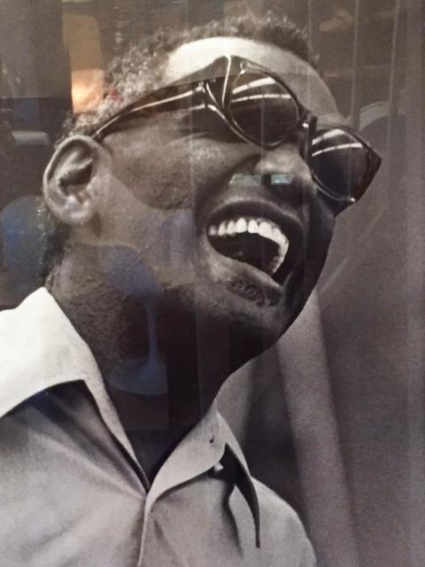 """画像1: """"Ray Charles"""" Wall Hang (1)"""