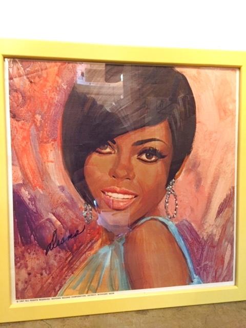 """画像1: """"Supremes"""" Wall Hang (1)"""