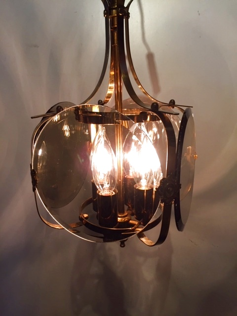 画像1: Modern 4灯Pendant Light (1)