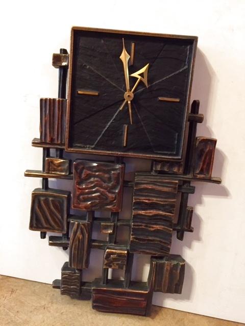 """画像1: """"SYROCO"""" Wall Clock (1)"""