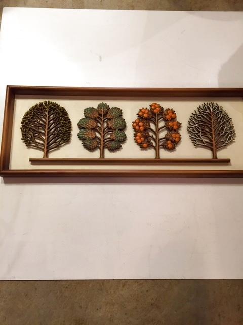 """画像1: """"SYROCO""""Tree Wall Hang (1)"""