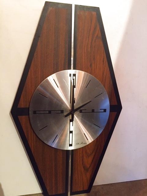 """画像1: """"Seth Thomas"""" Vintage Clock (1)"""