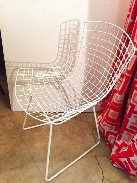 """画像1: """"Knoll"""" Bertoia Chair (1)"""