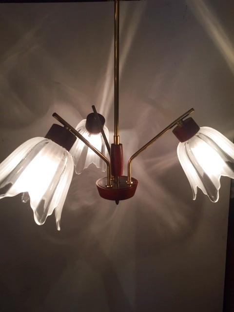 画像1: Modern3灯Pendant Light (1)