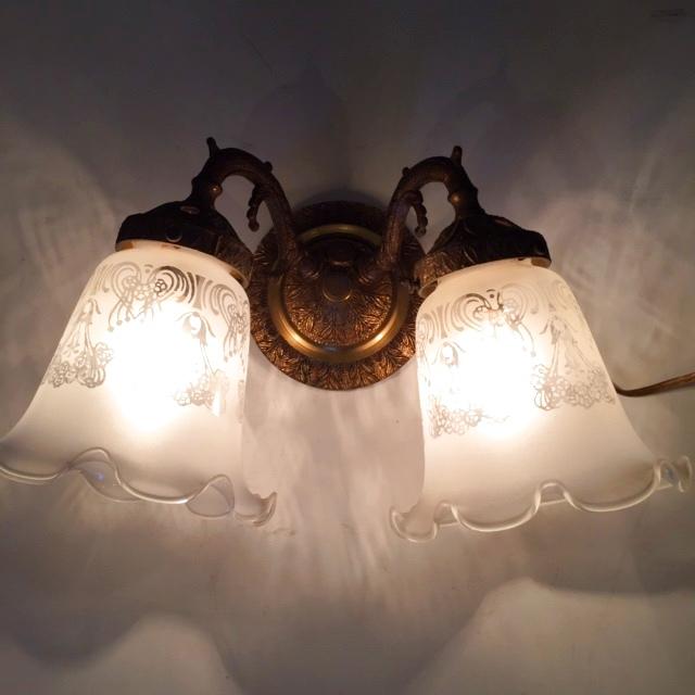 """画像1: """"Victrian"""" Wall Lamp (1)"""