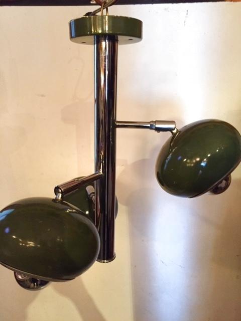 画像1: Modern 3灯 Pendant Light (1)