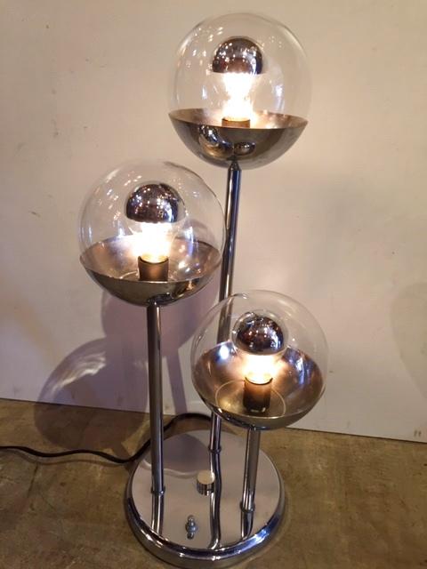 画像1:  Modern 3灯 Desk Light   (1)