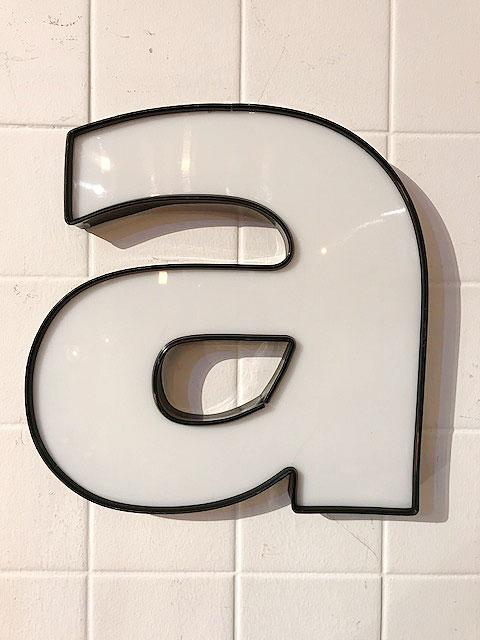 """画像1: """"a"""" Sign (1)"""