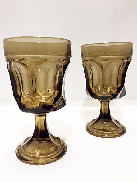 画像1: Vintage Black Stained Glass (1)