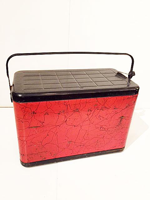 """画像1: """"KampKold"""" Vintage Cooler Box (1)"""