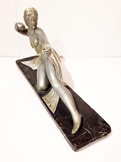 """画像1: """"Art Deco"""" Venus Ornament (1)"""
