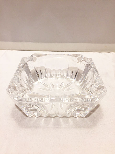 画像1: Vintage Glass Ashtray (1)