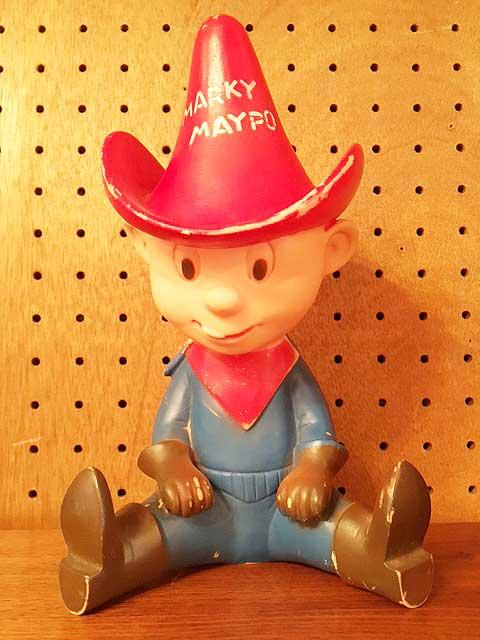 """画像1: """"MARKY MAYPO"""" Vintage Toy (1)"""