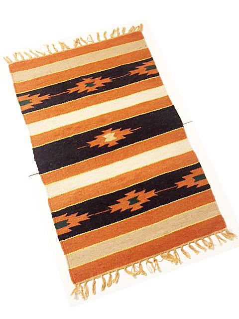 """画像1: """"Navajo"""" Vintage Rug (1)"""