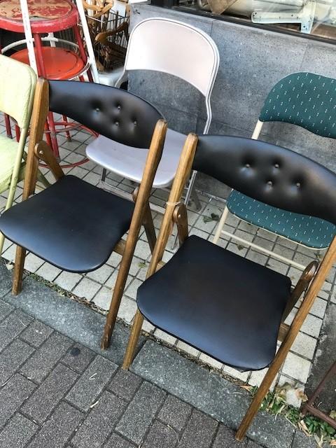 画像1: Folding Chair (1)