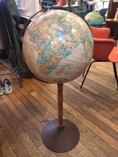 "画像1: ""REPLOGLE GLOBES"" Stand Globe (1)"