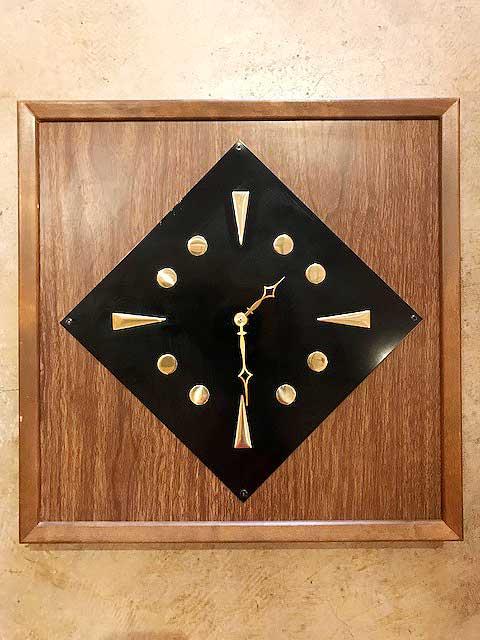画像1: Square Clock (1)